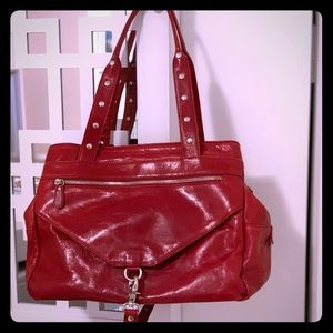 Italian Large Leather Bag